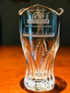 2018 Sterling Award for Small Business